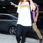 Ünlü Manken ve Modellerin Spor Giyim Stilleri Rihanna