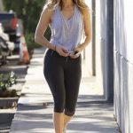 Ünlü Manken ve Modellerin Spor Giyim Stilleri Jennifer Lopez