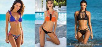 2018 Bikini Modelleri Tüm Dikkatleri Üzerinize Çekecek!
