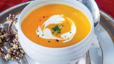 Balkabağı Çorbası İçinizi Isıtacak Çorba Tarifi