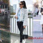 Bayanlar İçin 2021 Günlük Kış Kombinleri ve Stil Önerileri