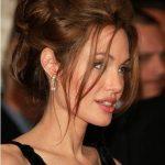 Dağınık Topuz Modelleri, Angelina Jolie