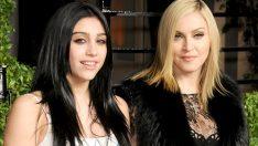 Madonna'nın Kızı Olay Görüntüsü İle Sosyal Medyayı Salladı!