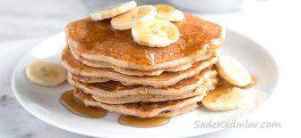 Pankek Tarifi Kahvaltılarınızın Yıldızı Olacak!