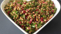 Yeşil Mercimek Salatası Şifa Kaynağı