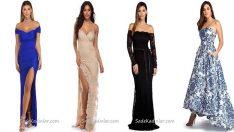 2018 Abiye Elbise Modelleri Ünlü Markaların Yeni Sezon Ürünleri