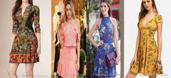 2018 Yazlık Elbise Modelleri Her Tarza Uygun Şık Elbiseler