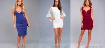 Abiye Modelleri 2018 – 2019 Gece Elbiseleri Göz Alıcı Kıyafetler