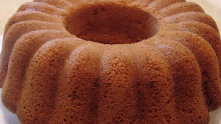 Cevizli Kek Çayın Yanında İkram Edebileceğiniz Lezzetli Kek Tarifi
