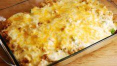 Fırında Tavuk Patates Doyurucu ve Enfes Lezzetli Yemek Tarifi