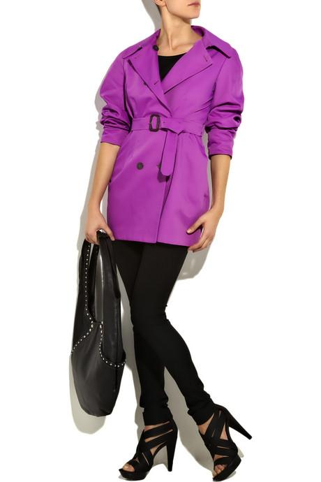 Kış Kombinleri İçin Palto Trendleri Jill Sander