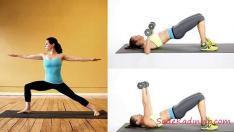 Gögüs Diklestirme Egzersizleri Resimli
