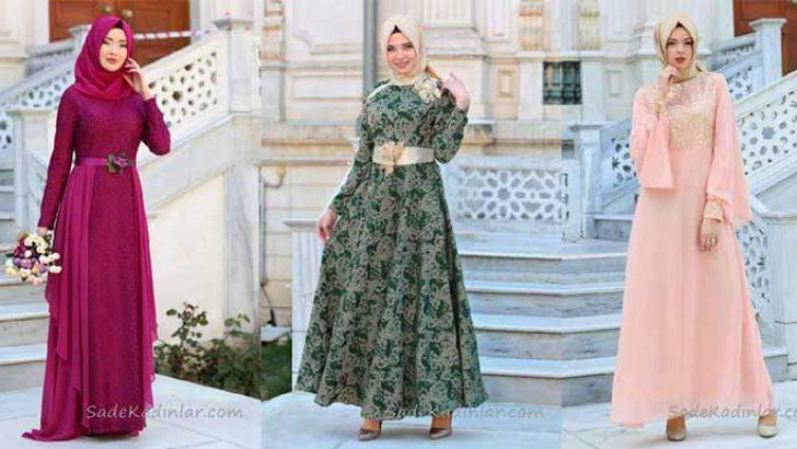 Tesettür Abiye Elbise En Çok Aranan Modern Abiyeler