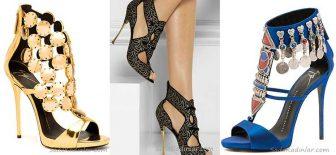 Topuklu Ayakkabı Modelleri İle Tüm Dikkatler Üzerinizde Olacak!