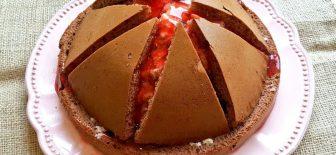 Yanardağ Pastası Çok Pratik Görüntüsü ve Tadı Enfes Pasta Tarifi