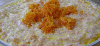Yoğurtlu Havuçlu Salatası Pratik ve Enfes Lezzetli Tarif