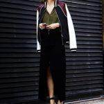 Ceket Modelleri 2018 Sokak Modası Kıyafet Kombinleri