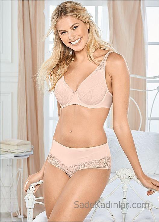İç Çamaşırı Trendleri Kadınlar İçin Rahat Modeller