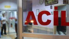 Sağlık Bakanlığı, acil servisler için yeni düzenleme yaptı