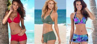 Şortlu Bikini Modelleri Dünyaca Ünlü Markaların Gözde Koleksiyonları