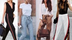 2018 Pantolon Kombinleri, İlkbahar Yaz Sokak Modası Trendleri