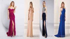 2019 Abiye Elbise Modelleri Pronovias'ın En Gözde Koleksiyonu
