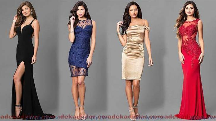 d836523fdfd8f 2019 Abiye Modelleri Son Moda Gece Elbiseleri   SadeKadınlar ...