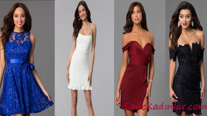 2019 Abiye Modelleri ve Ünlü Markaların Gece Elbiseleri
