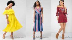 Günlük Elbise Modelleri Tek Parça Şıklığın Vazgeçilmezi!