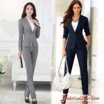 Ofis Şıklığı İçin 2021 Bayan Takım Elbise Kombinleri