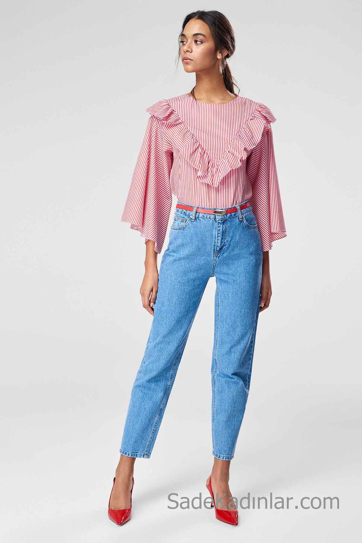2019 Modası Bol Pantolonlar