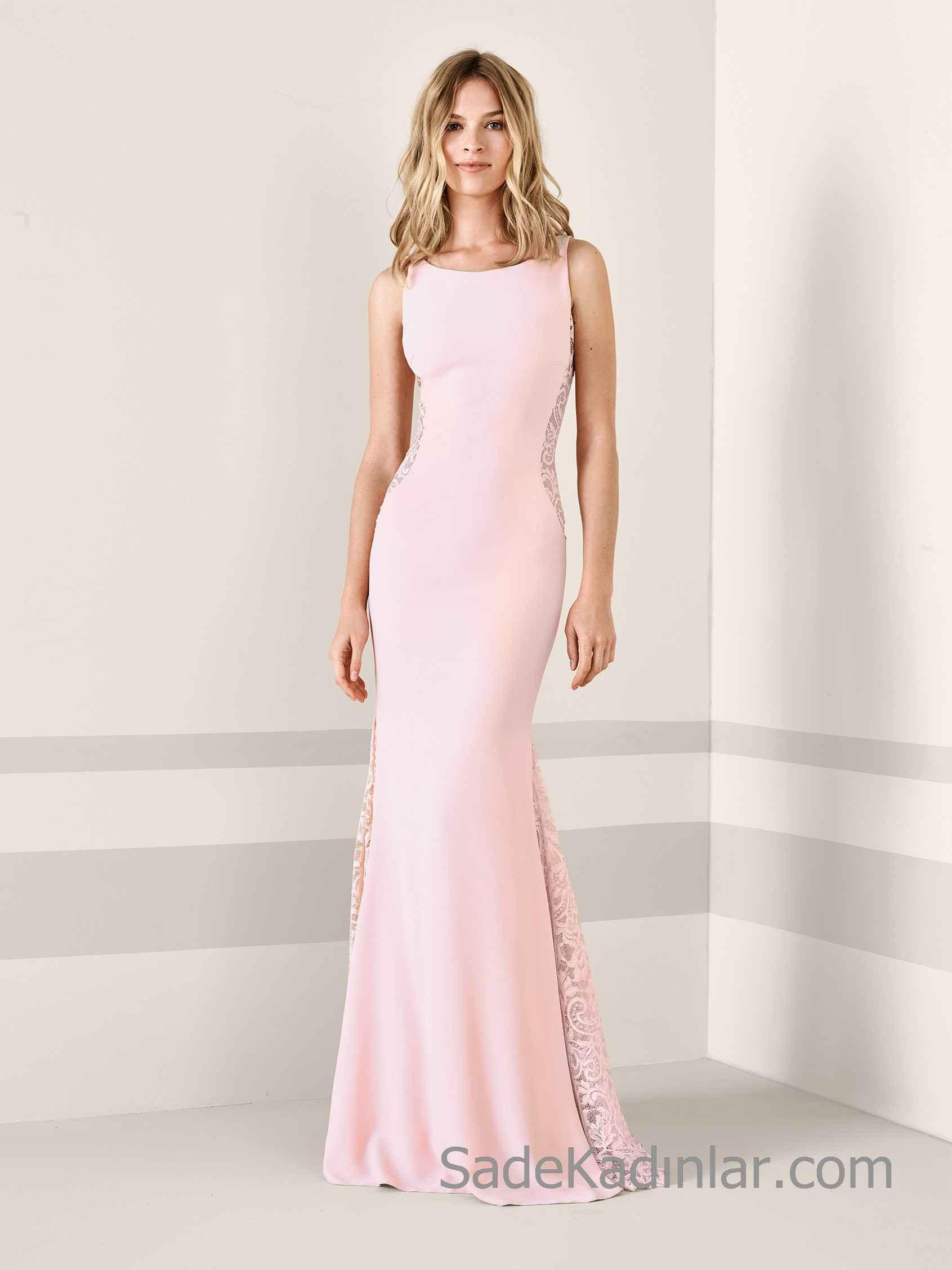 Abiye Elbise Modelleri 2019