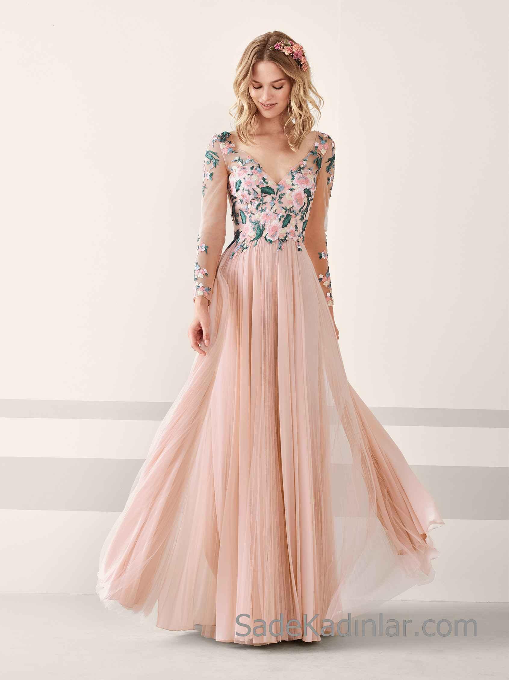Nişan Elbiseleri 2019
