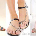 Sandalet Modelleri Yazın En Rahat ve Şık Sandaletleri