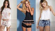 Şortlu Pijama Takımları Kaliteli Uykunun Anahtarı