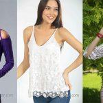 2020 Yazlık Askılı Bluz Modelleri Şık Kombinlerin Anahtarı