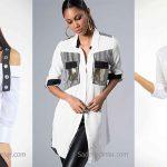 2020 Beyaz Gömlek Modelleri Ünlü Markaların En Şık Gömlek Modelleri