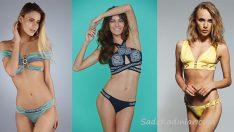 2018 Bikini Modelleri Ünlü Markaların En Şık Tasarımları