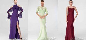 2019 Uzun Abiye Modelleri Şık ve En Güzel Abiyeler