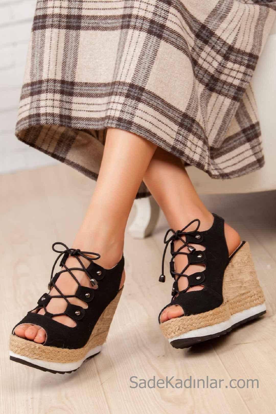 2019 – 2019 Sonbahar Modası 8 Kısa Topuklu Ayakkabı Modeli