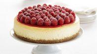 Frambuazlı Cheesecake Yaz Aylarının Serinleten Meyveli Tatlısı