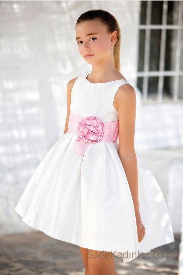 30557732a537c Kız Çocukları İçin 10 Yaş Abiye Elbise Modelleri 2019 | SadeKadınlar ...