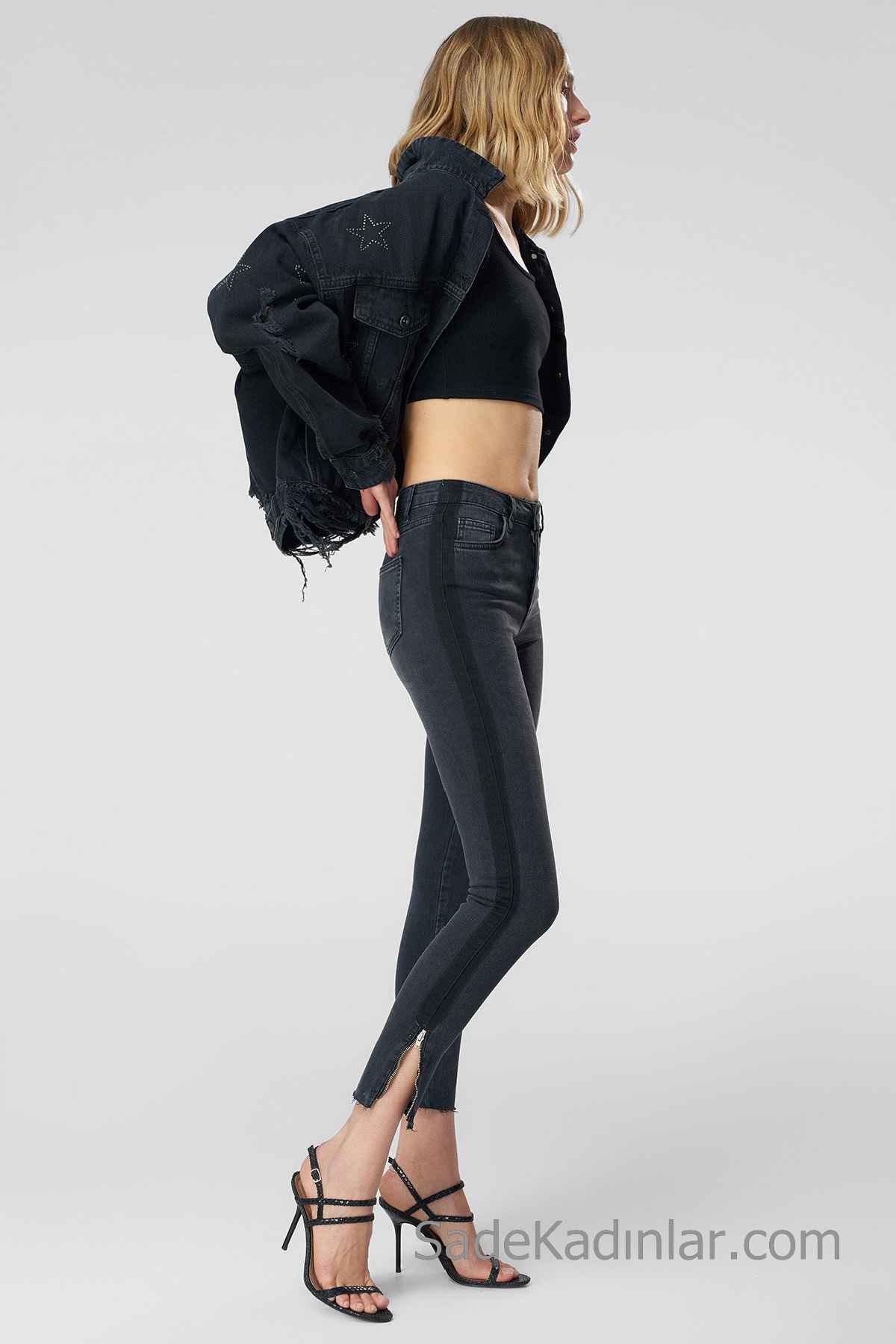 2019 Yılının Kot Pantolon Modelleri