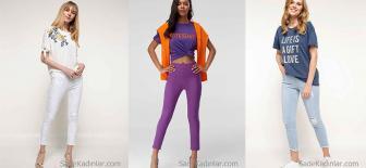 Skinny Pantolon Modelleri Fit Görünmeyi Seven Bayanların Tercihi