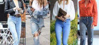 2018 Günlük Kombinler, Modaya Uygun Tarz Sokak Giyim Önerileri
