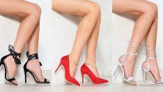 2018 Stiletto Ayakkabı Modelleri Şık Kadınların Vazgeçilmezi