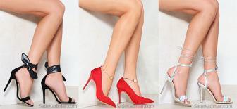 Stiletto Ayakkabı Modelleri Şık Kadınların Vazgeçilmezi