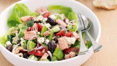 Ton Balıklı Salata Sağlığına ve Kilosuna Dikkat Edenlerin Vazgeçilmezi
