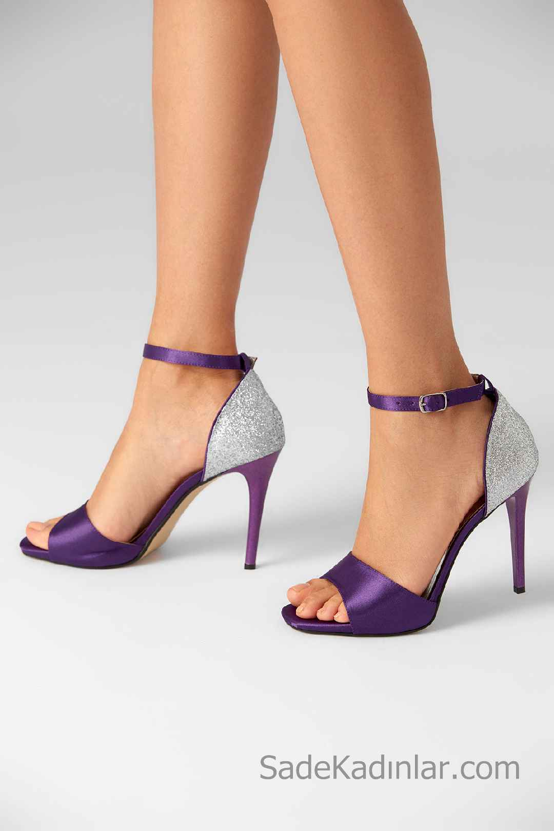 2019 Topuklu Sandalet Modelleri