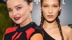 Örgü Saç Modelleri 2018 Saç Stillerinde Yine Son Moda